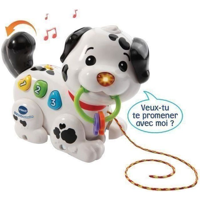 5 ans V-Tech Toot Toot Animaux Chien 1 ans