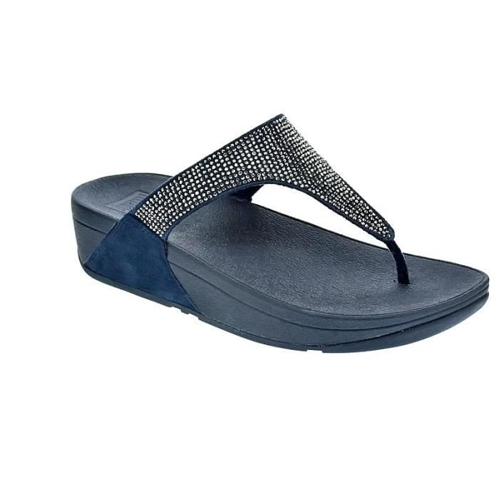 Chaussures FitFlop FemmeSandales modèle Slinky Rokkit Toe-Post