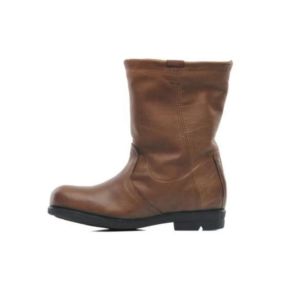 PALLADIUM cuir M by D DAINE P CHOCOLAT L Bottines ROMA RxZ8w7qnU