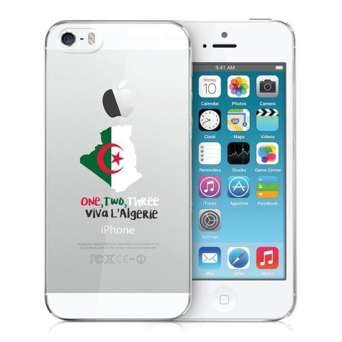 coque algerie iphone 7