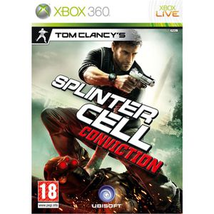 JEUX XBOX 360 SPLINTER CELL 5 CONVICTION CLASSICS / Jeu XBOX 360