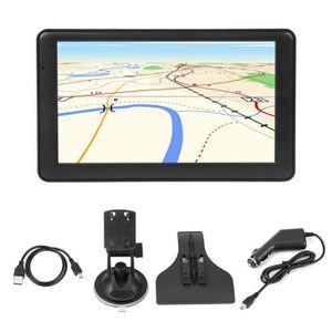 GPS AUTO LANQI Navigateur de voiture portable 128M 8GB FM G