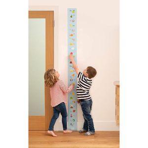 Harlequin-Children /'s Roll-up mur de la croissance en Hauteur Graphique 0-200 cm baby Mesure de moi