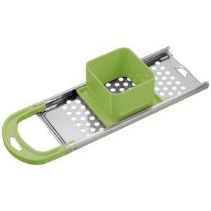 RÂPE Renberg q1659–Râpe à gnocchi, 33cm, vert