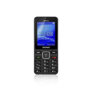"""SMARTPHONE Brondi brio, Barre, Double SIM, 6,1 cm (2.4""""), 1,3"""