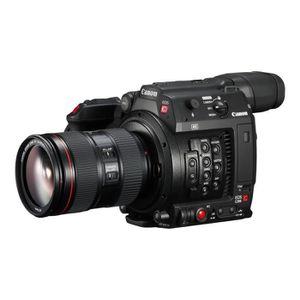 CAMÉSCOPE NUMÉRIQUE Canon EOS C200 Caméscope APS-C 4K - 60 pi-s 9.84 M