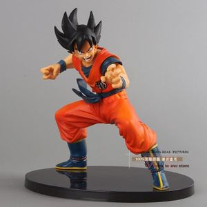 FIGURINE - PERSONNAGE Figurine Dragon Ball Z Son Goku 15cm