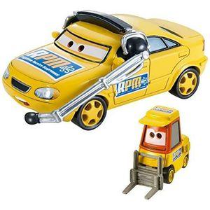 VOITURE - CAMION CARS Coffret 2 véchicules Petrol Pulaski Chief RPM