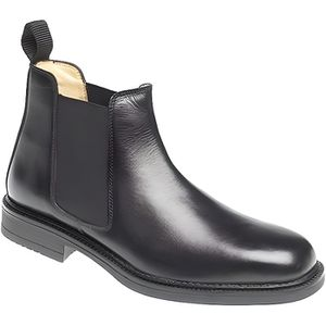 BOTTINE Roamers - Bottines en cuir - Homme Noir