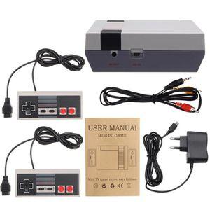 JEU CONSOLE RÉTRO TEMPSA 620 Jeux Dans 1 TV Jeu Console Mini NES 8Bi