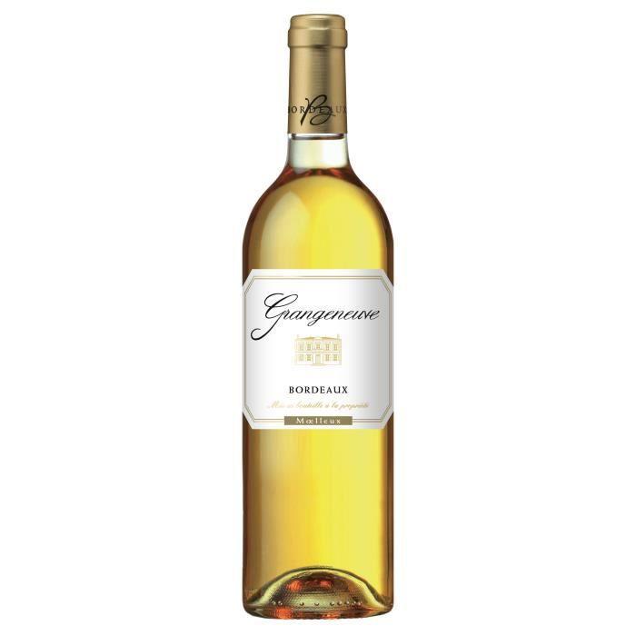 GRANGENEUVE AOC Bordeaux Blanc Moelleux
