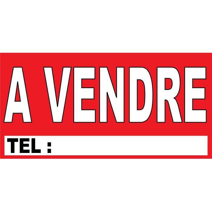 Banderole -A VENDRE -