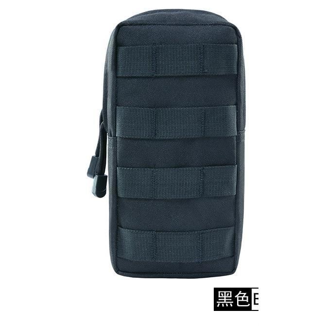 Black -Sac à dos de chasse, accessoire, pochette Molle 600D mise à jour, sac utilitaire tactique avec anneau en D, sac de taille pou