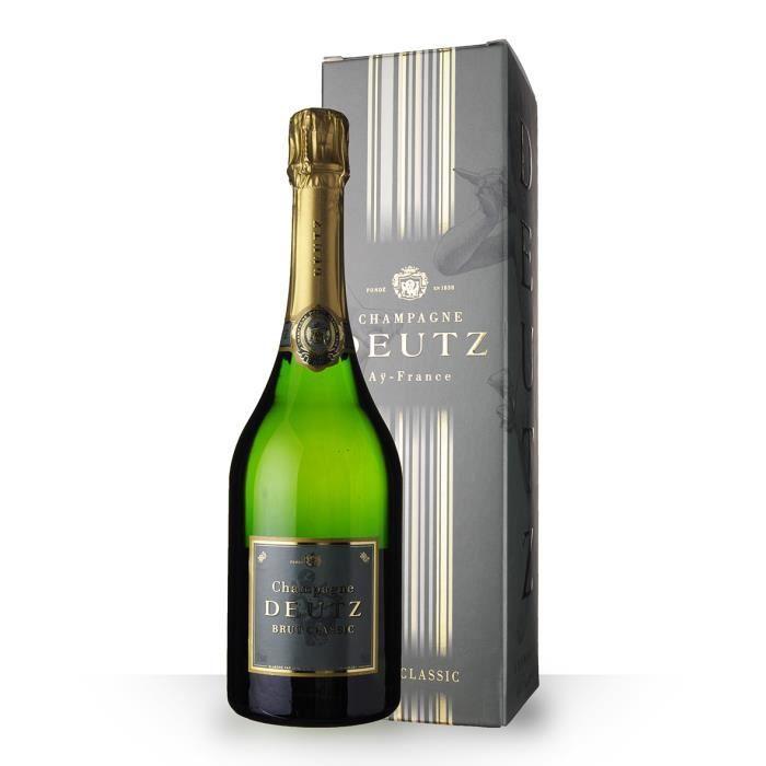 Deutz Brut 75cl - Etui - Champagne