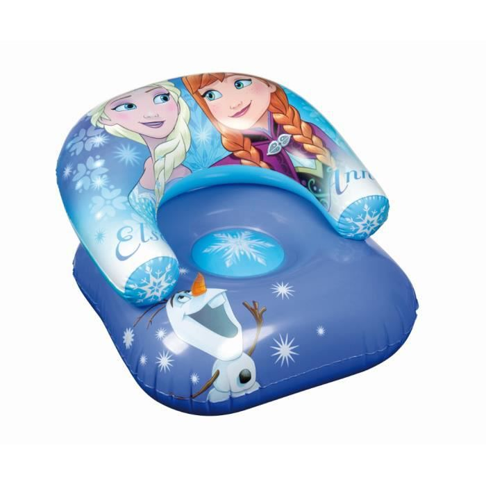 Fauteuil gonflable LA REINE DES NEIGES disney frozen jouets piscine
