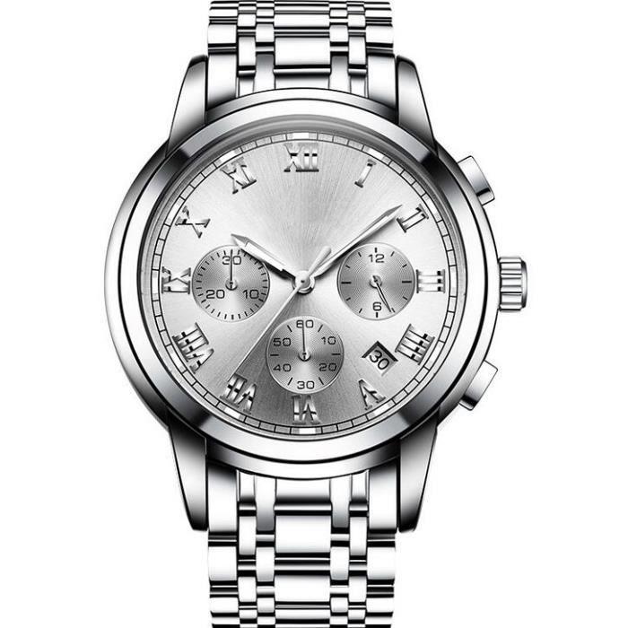 TEVISE 2019 nouvelle montre-bracelet mécanique automatique mécanique en or creux pour homme