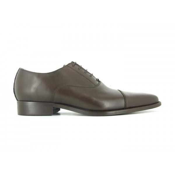 J.BRADFORD Chaussures Richelieu JB-ALEC Marron 07 - Couleur - Marron