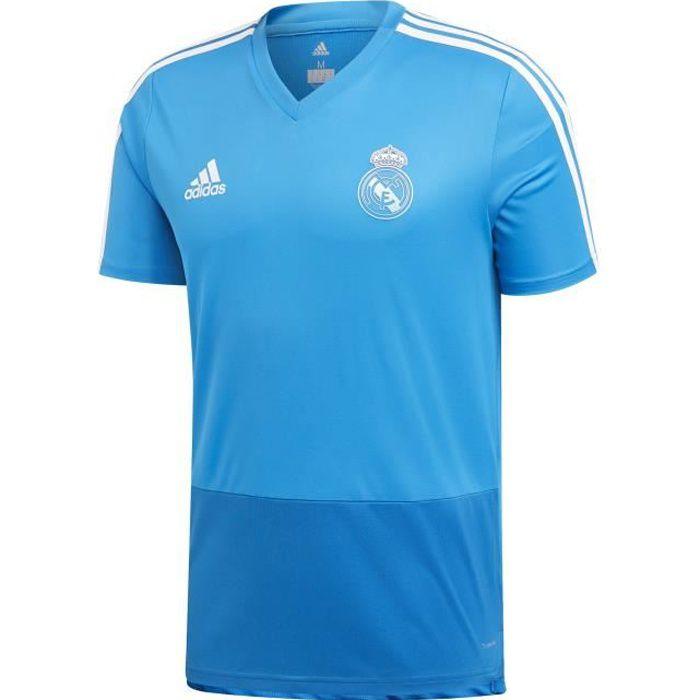 Maillot training Real Madrid 2018/19