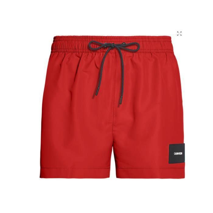 Calvin Klein Short Drawstring,Short de bain homme