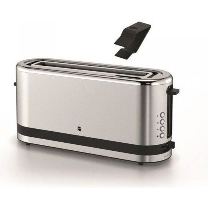 Grille pain WMF 1 longue fente- 900W Kitchenminis Inox