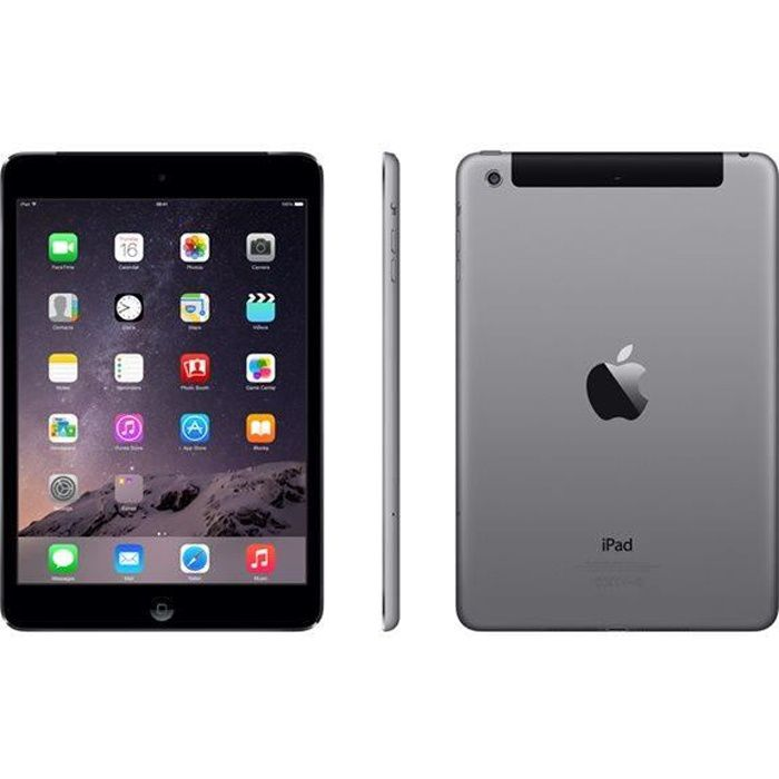 ipad mini 2 retina achat vente ipad mini 2 retina pas cher black friday le 24 11 cdiscount. Black Bedroom Furniture Sets. Home Design Ideas