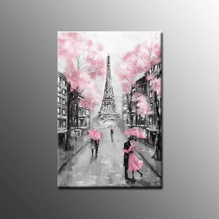 40 50cm Paysage Peinture à L Huile Mur Art Décoration Pour