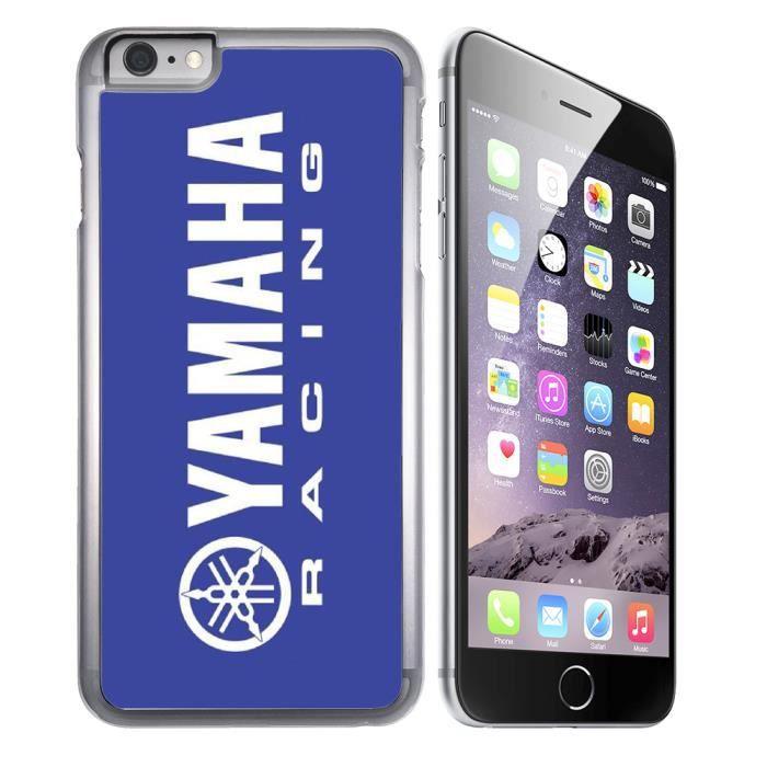 Coque iPhone 8 Plus Yamaha Racing