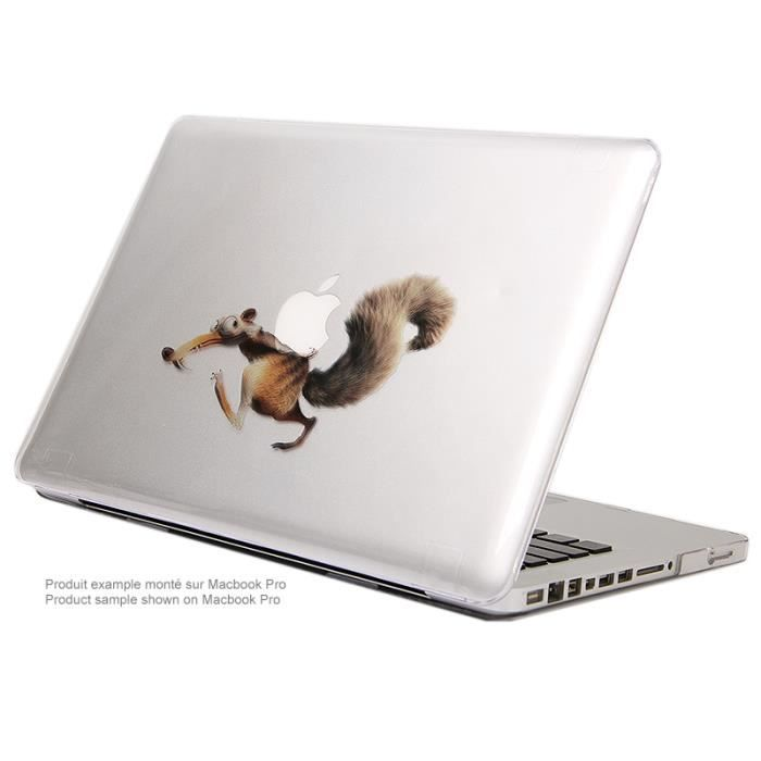 Autocollant sticker coque etui protection macbook air 11 for Housse macbook air 11 pouces