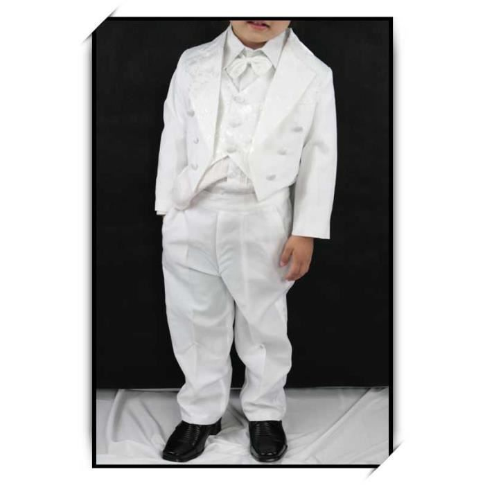 costume gilet enfant gar on mariage vcs05 blanc blanc achat vente costume tailleur cdiscount. Black Bedroom Furniture Sets. Home Design Ideas