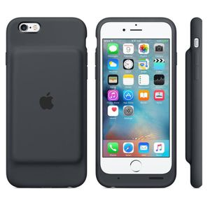 coque rechargeable iphone 6 rouge
