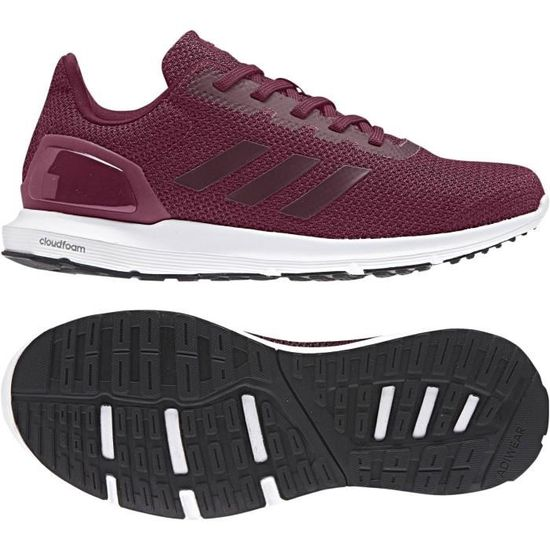 ADIDAS Chaussures de running Cosmic 2 SL Femme Rouge bordeaux 37 13 Adidas Performance