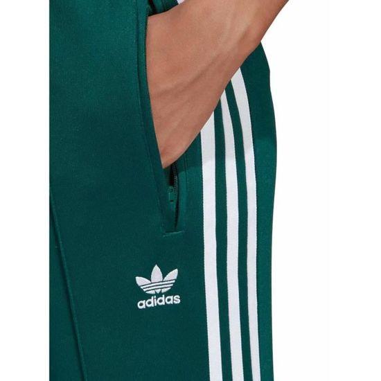 Pantalons Adidas SST Vert Femmes Vert - Achat / Vente ...