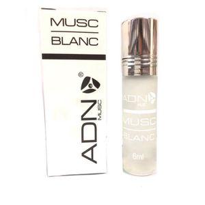 EAU DE PARFUM Musc ADN 6ml Blanc 100% huile