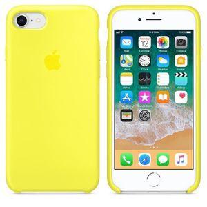 Coque iphone 6s jaune flashy