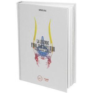 Livre La Legende Final Fantasy I Ii Iii