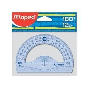 RAPPORTEUR - COMPAS Maped rapporteur demi-circulaire géométrique 18…