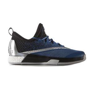 Crazylight Boost Low 2016 Chaussures Basketball Bleu Homme Adidas