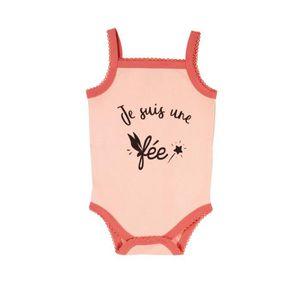 BODY Body bretelles bébé - Fée