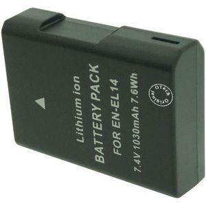 BATTERIE APPAREIL PHOTO Batterie pour NIKON EN-EL14