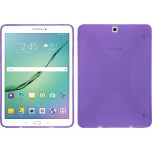 HOUSSE TABLETTE TACTILE Coque en Silicone pour Samsung Galaxy Tab S2 9.7 -