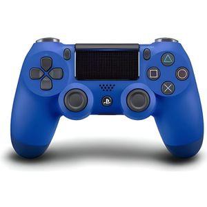 MANETTE JEUX VIDÉO Sony Manette PS4 DualShock 4 bleu V2 sans fil