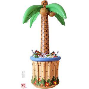 SAC ISOTHERME Palmier gonflable à boissons hawai