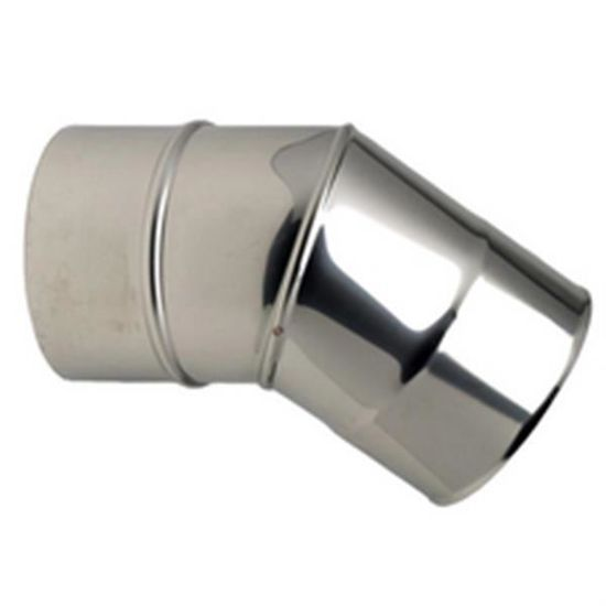 Coude Inox Br 90 Diametre 139 T.E.N