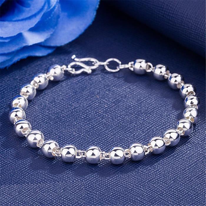 Bracelet Charm Femmes Perles