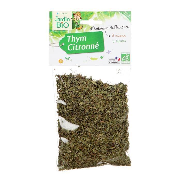 JARDIN BIO Thym citronné bio - 25 g
