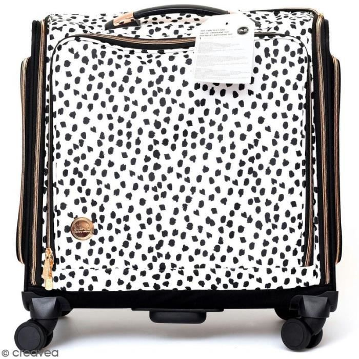 Valise De Rangement Loisirs Creatifs 360 Crafter S Bag Rose Gold Achat Vente Valise Bagage 0633356630807 Cdiscount