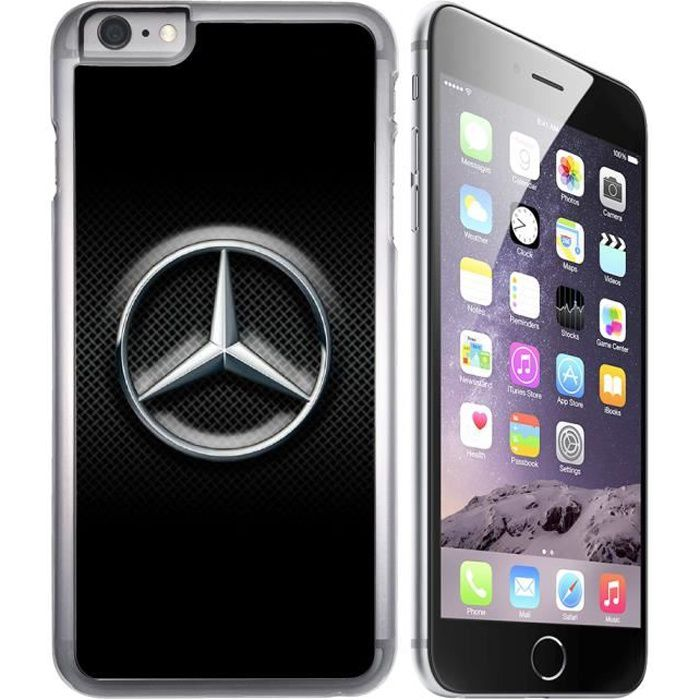coque iphone 8 mercedez