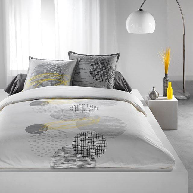 housse de couette 200x200 2 taies illusion achat vente parure de couette cdiscount. Black Bedroom Furniture Sets. Home Design Ideas