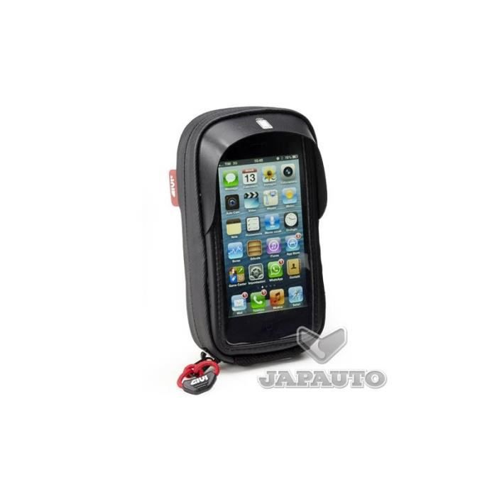 housse givi 100 tanche iphone 5 support fini la