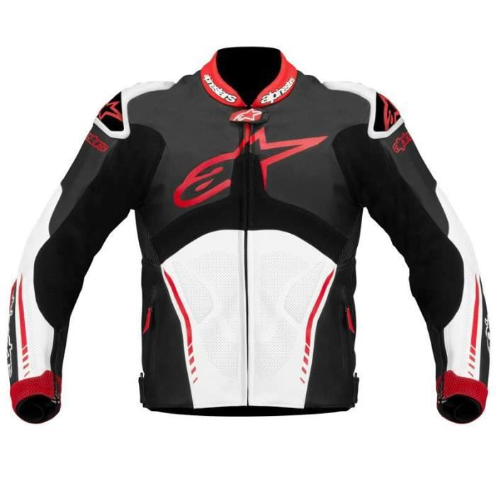 blouson moto cuir alpinestars at achat vente blouson veste blouson moto cuir alpinesta. Black Bedroom Furniture Sets. Home Design Ideas